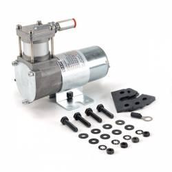 On Board Air & Co2 - Compressor Kits - VIAIR - VIAIR 98C Compressor Kit w/ Omega Style Mounting Bracket (12V, 10% Duty, Sealed) - 00098