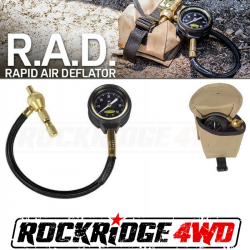 Wheel Spacers & Adapters - Wheel & Tire Accessories - Smittybilt R.A.D. RAPID AIR DEFLATOR - 2823