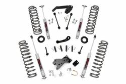 "Rough Country - Rough Country 2007 - 2018 Jeep JK Wrangler 4"" Suspension *Select Model* - 682S-681S"