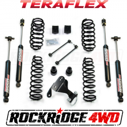 "TeraFlex - TeraFlex Jeep Wrangler JK 2.5"" Lift Kit w/ 9550 Shocks *Choose Model* - 1251002-1251000"