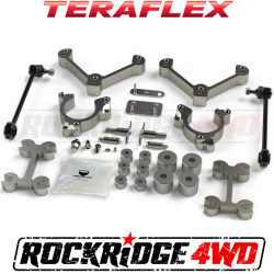 "Suspension & Components - JEEP - Teraflex Jeep RENEGADE 1.5"" LIFT KIT - 1351200"