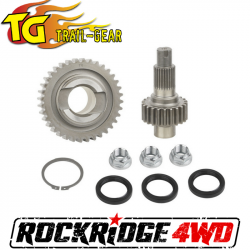 Transfer Cases & Accessories - Transfercase Bearing Overhaul Kits - TRAIL-GEAR - Trail Gear Suzuki Jimny Transfer Case Gear Set, Chain Drive, Manual (Gear Set less Planetary) - 304957-3-KIT