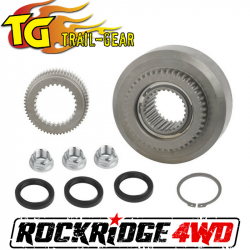 Transfer Cases & Accessories - Transfercase Bearing Overhaul Kits - TRAIL-GEAR - Trail Gear Suzuki Jimny Transfer Case Gear Set, Chain Drive, Manual (Planetary Only) - 304956-3-KIT