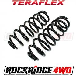 """TeraFlex - TeraFlex Jeep Wrangler JK 2 Door 1.5"""" Rear Spring (Pair) - 1854022"""