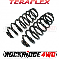 "TeraFlex - TeraFlex Jeep Wrangler JK 4 Door 3"" Rear or 2 Door 4"" Rear Spring (Pair) - 1854202"