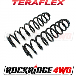 "Suspension Build Components - Coils & Spacers - TeraFlex - TERAFLEX JK 4 DOOR 3""/ 2 DOOR 4"" FRONT OUTBACK SPRING - PAIR - 1863202"