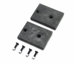 "Suspension Build Components - Bump Stops - TeraFlex - TERAFLEX JK SPEEDBUMP 0.75"" REAR LOWER BUMP STOP STRIKE PAD KIT - 1954600"