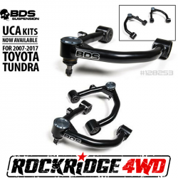 Tundra 2WD - 2007-2015 - BDS Suspension - BDS 07-20 Toyota Tundra Upper Control Arm (UCA) Kit - 128253