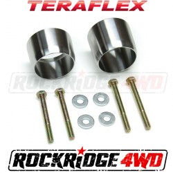 Jeep JK Wrangler 07-18 - TeraFlex - TeraFlex - Teraflex Jeep JK Exhaust Spacers -2610000