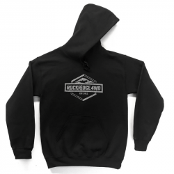 ROCKRIDGE 4WD - ROCKRIDGE 4WD Sweatshirt Hoody Adult - 2XL