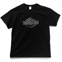 ROCKRIDGE 4WD - ROCKRIDGE 4WD T Shirt Adult - 2XL