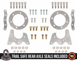 TOYOTA - Brakes - Trail Gear Toyota Pickup and 4Runner Rear Economy Disc Brake Kit - 304981-1-KIT
