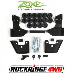 "Zone Offroad - Body Lifts - Zone Offroad - Zone Offroad 1.5"" Body Lift Kit 16-18 Silverado/Sierra 1500 - C9158"