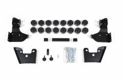 "Zone Offroad - Body Lifts - Zone Offroad - Zone Offroad 1.5"" Body Lift Kit 2014-15 Silverado/Sierra 1500 - C9151"