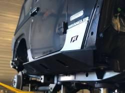 Motobilt - JEEP JK ROCKER GUARDS WITH STEP - MB1067 - Image 2
