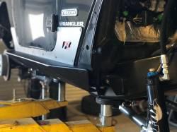 Motobilt - JEEP JK ROCKER GUARDS WITH STEP - MB1067 - Image 3