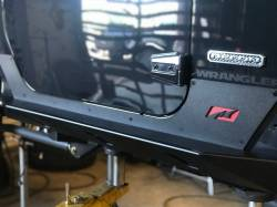 Motobilt - JEEP JK ROCKER GUARDS WITH STEP - MB1067 - Image 6