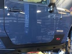 Motobilt - JEEP JK ROCKER GUARDS WITH STEP - MB1067 - Image 8