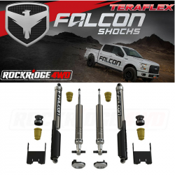Falcon Shocks - 2015+ Ford F-150 Falcon Sport Shocks Leveling System - 05-04-21-400-002