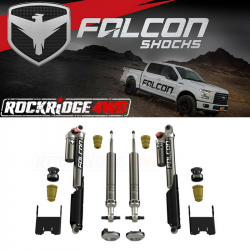 Falcon Shocks - 2015+ Ford F-150 Falcon Sport Tow/Haul Leveling System - 05-04-32-400-002
