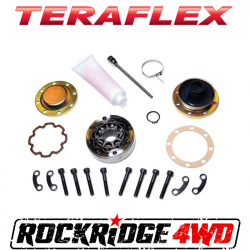 Jeep Wrangler JK 07-PRESENT - Axle Kits & Components - TERAFLEX JK Rzeppa High-Angle Factory Replacement CV Joint Kit - 1744014