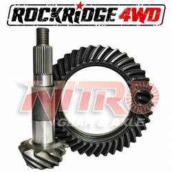 "Dodge / Chrysler / Mopar - 9.25"" 12 Bolt Rear - Nitro Gear & Axle - Nitro Ring & Pinion Chrysler, CHY 9.25"", 3.55 Standard - C9.25-355-NG"