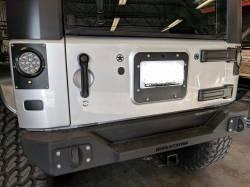 Pandemic - Pandemic Jeep JK Tailgate Plugs - Stars - Pair - PAN-P-3 - Image 5