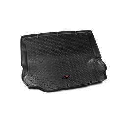 Shop By Brand - OMIX Rugged Ridge - Rugged Ridge - Cargo Liner Black Jeep Wrangler JK 2 DOOR and 4 DOOR 2011-2018 - 12975.03
