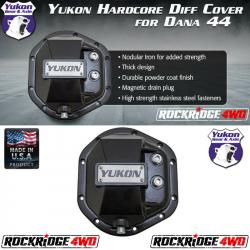 <B>HOT BUYS</B> - Yukon Gear & Axle - Yukon Hardcore Diff Cover for Dana 44 - YHCC-D44