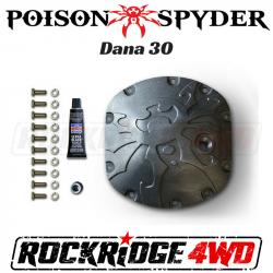 Poison Spyder - Poison Spyder Bombshell Diff Cover - Dana 30 - Bare - 42-11-030
