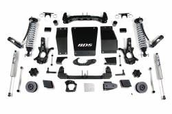 "Suburban 1/2 Ton 4WD - 2015-2019 - BDS Suspension - BDS 4"" Coilover Suspension System 
