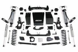 "Yukon XL 1/2 Ton 4WD - 2015-2019 - BDS Suspension - BDS 6"" Coilover Suspension System 