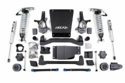 "Suburban 1/2 Ton 4WD - 2007-2013 - BDS Suspension 4"" Coil-Over Suspension System 