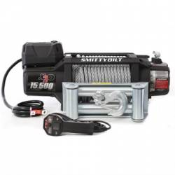 Winches & Recovery Gear - 8,000 to 16,000 lbs Electric Winches - Smittybilt - X2O 15.5 Gen2 15,500 lb Winch Water Proof Smittybilt