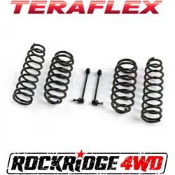 "TeraFlex - TeraFlex Jeep Wrangler JK 1.5"" Spring Leveling Kit- 1351502-1351500"