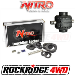 Dana Spicer - Dana 44 - Nitro Gear & Axle - Nitro Lunch Box Locker (Not D44HD) Dana 44, D44, 30 Spline - LBD44-30