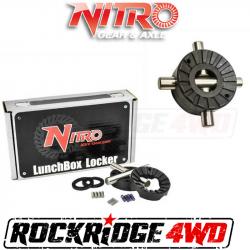 Lockers / Spools / Limited Slips - Nissan - Nitro Gear & Axle - Nitro Lunch Box Locker (4 Pinion, Reuses Stock Side Gears) Nissan H233B, Patrol & Pathfinder, 31 or 33 Spline - LBH233B-1