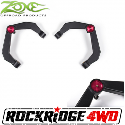 2006-08 Dodge 1/2 Ton Pickup - Zone Offroad Products - Zone Offroad - Zone Offroad Heavy Duty Upper Control Arm (UCA) Kit for 06-17 Ram 1500 - D2301