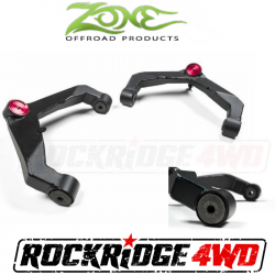 CHEVY / GMC - 2001-10 Chevy / GMC 1 Ton Pickup - Zone Offroad - Zone Offroad Upper Control Arm Kit 01-10 GM 2500HD-3500HD / 2500 NON-HD 2WD / 4WD - C2300