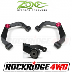2011-19 Chevy / GMC 1 Ton Pickup - Zone Offroad Products - Zone Offroad - Zone Offroad Heavy Duty Upper Control Arm (UCA) Kit 11-17 Chevy/GMC 2500/3500HD 2/4WD - C2312