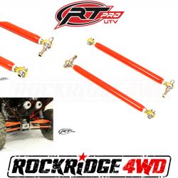 RT Pro - RT PRO Maverick SHD Radius Rods in Black ONLY *Select Model* - RTP5202507 - RTP5202508 - RTP5202509