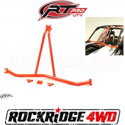 RT Pro - RT PRO CAN AM Maverick / Commander Roll Cage Windshield Brace *Select Year* - 5402615 - 5402614 - Image 1