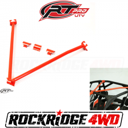 UTV - SXS - ATV - RT PRO CAN AM Maverick / Commander Roll Cage Roof Brace *Select Year* - RTP5402605 - RTP5402604