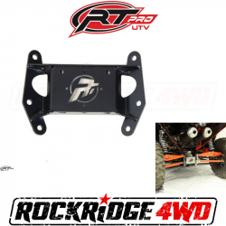 RT Pro - RT PRO CAN AM Maverick Rear Lower Gusset (BLACK ONLY)  - RTP5502018