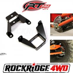 RT Pro - RT PRO CAN AM Maverick Radius Rod Double Shear Mounts - RTP5502019