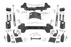 Toyota - Tacoma - Rough Country - ROUGH COUNTRY 6IN TOYOTA SUSPENSION LIFT KIT (95-04 TACOMA 4WD) - 74130