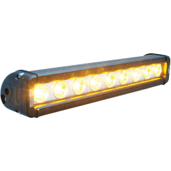 "LIGHT BARS - XMITTER LOW PROFILE XTREME - VISION X Lighting - Vision X 12"" XMITTER LO PRO AMBER LED LIGHT BAR - XIL-LP910A"