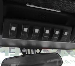 sPod - sPod 6 Switch Panel System for 2009-2017 Jeep Wrangler JK/JKU *Select Options* - 600-0915 - Image 3