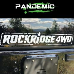 Pandemic - Pandemic Jeep JK Tailgate Plugs - Integrated LED 3rd Brake Lights - Pair - PAN-P-4 - Image 7
