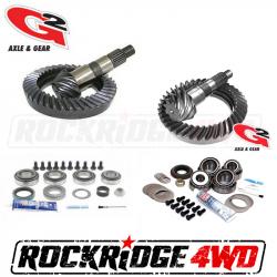 G2 Axle & Gear - G2 GEAR PACKAGE for 97-06 JEEP WRANGLER TJ NON-RUBICON for DANA 44 REAR AXLE *Select Gear Ratio* - G/24-TJ2-XXX